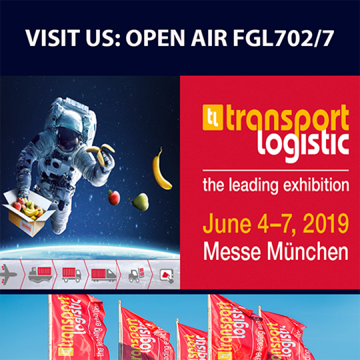 Copal at Transport Logistic Munich 2019